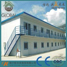 china prefabricated homes, modular villa house