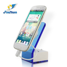 new gadgets 2014 smartphone stand cell phone display security system