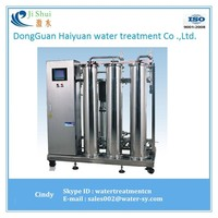 High quality industrial RO purified water unit