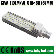 led cob 7w white chip for pl lamp 110lm/W G23 G24 GX23 GX24