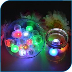 Wedding Decoration Waterproof Battery Operated Small Battery Led Berries Waterproof Fairy Pearls