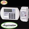 Split joy111 monofásico prepago/prepago medidor eléctrico