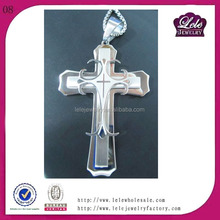 New 316L stainless steel catholic gifts wholesale cross religion pendant