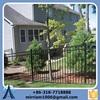 Fence - Powder Coated Galvanized Cheap Wrought Iron Fence/Aluminium Fence/Picket Fencing
