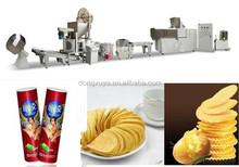 Fully Automatic Potato French Fries Making Machine