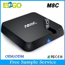 M8C amlogic s802 Quad core bluetooth to wifi converter Smart Android TV Box