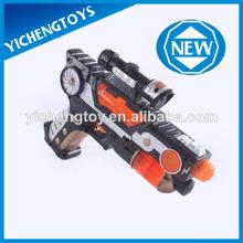 nova 2014 eletrônico com infravermelho e de som arma de brinquedo