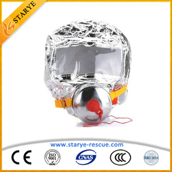 Personal Protective Gear of Fire Fighting Protective Smoke Mask