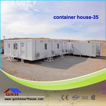 Modular Container Office, Prefabricated Container House, Portable Cabin