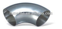 ASME B16.9/ schedule u shape steel transition pipe fittings weight