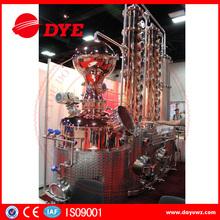 Yellow Copper Vodka Distiller / Wine making machine(CE)