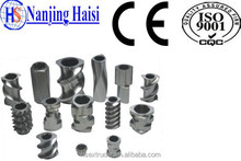 Haisi Corrosion Resistant Extruder Screw Barrel