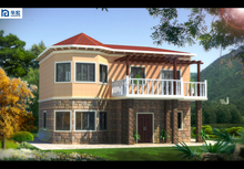 2015 Hot Sell!!! New Technology Strong and Durable prefabricated timber frame house