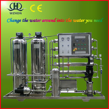 Reverse Osmosis System Sea Water Treatment Machine on Land