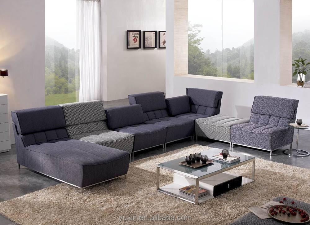 Muebles de madera para sala de estar for Muebles modernos para living