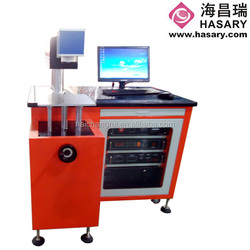 auto spare parts/name tag/ear tag cnc laser marking machine