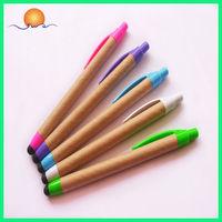 Professional Eco Friendly Paper Pen