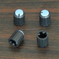 10 * 12 6MM Plastic knob cap Potentiometer cap encoder knob