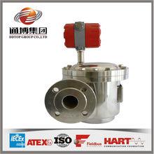 Positive Displacement Rotary Vane Flow Meter