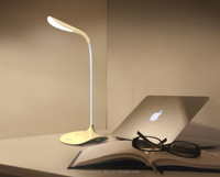 Solar Foldable Rechargeable Eye Protective 24 Leds Charging Table Desk Lamp