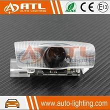 Factory supply led car door logo laser projector light for lexus
