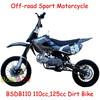 2015 Hot Sale Cheap Dirt Bike 50cc 110cc 125cc Pit Bike with Lifan Engine