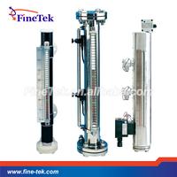 FineTek Short lead time By-pass Float gauge Level Transmitter Indicator