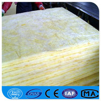 durable modeling fiber glass wool insulation board for fireplace