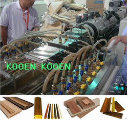 PE Wax making machine equipment