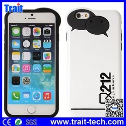 Alibaba special Q212 WeChat Logo Pattern Hybrid case mobile phone case china