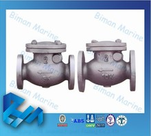 MARINE JIS Standard SWING CHECK VALVES