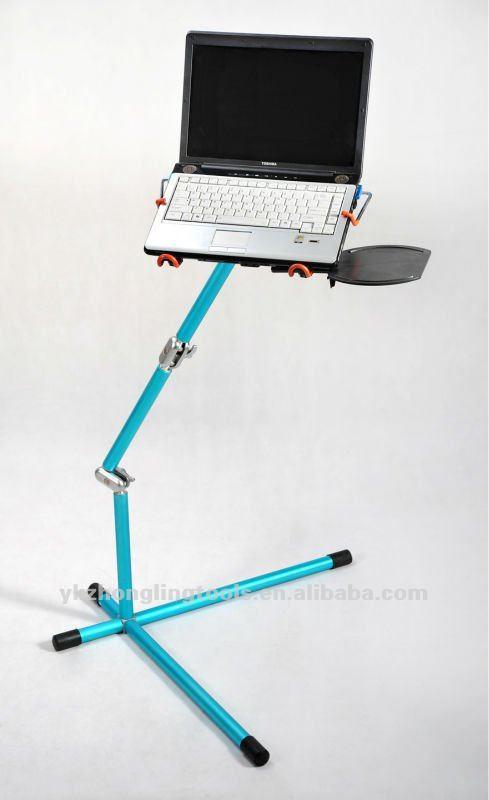 Space Saving Convenient Swivel Laptop Desk Buy Bedroom
