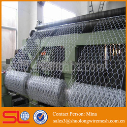 Cheap Hexagonal Wire Mesh cost of gabion baskets 2*1*1
