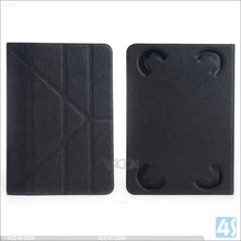 For 8 inch 9 inch 10 inch tablet Leather case ,Transformers universal tablet case for Samsung tab 2/3/4