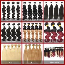 grade 5A 6A 7A 8a virgin hair 100% Raw Unprocessed 10 inch to 32 inch aliexpress hair brazilian hair