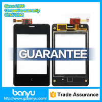 CE certificate original mobile phone parts touch screen for nokia asha 502