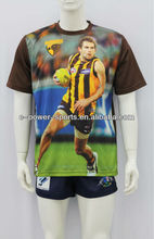 new style Sublimation T shirt, popular t shirts