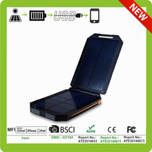 2015 Best Rated Portable Solar Chargers for outdoor