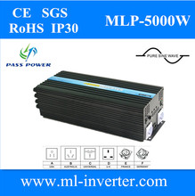 Factory Selling 5000W/5KW Solar Inverter Dc12V to Ac110V