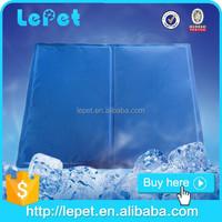 Manufacturer wholesale gel+sponge cool dog cushion summer pet bed