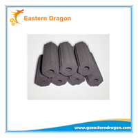 BBQ Charcoal For Hotel & Restaurant Use odorless smokeless barbecue charcoal long burning time bbq charcoal