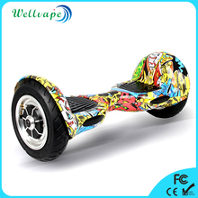 2016 newest coming 10 inch bluetooth self balancing electric scooter 1000w eec