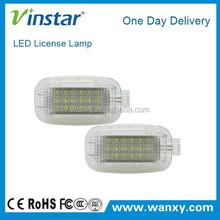 Super Bright easy install LED courtesy Light for Mercedes