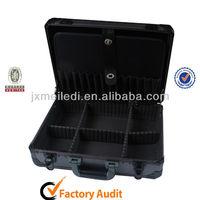 High Quality Black Multi-function Aluminum Tool Kit