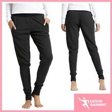 Wholesale Custom women's casual pants fashion printed sports pants fashion city