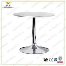Workwell KW-B2185a barato plástico ABS rodada de alta de bar e cadeira usada para bar fornecedor