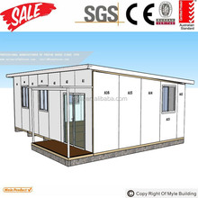 earthquake proof prefabricated house sandwich panel wall house(Manufacturer) in Nepal