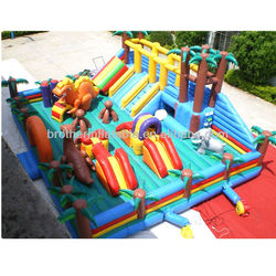 AP03 giant inflatable kids playgrounds