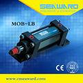 Serie MOB LB delantera y trasera tipo de fijación de poca potencia cilindro hidráulico