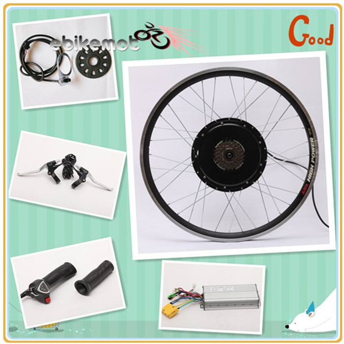 gasoline engine motor 48v 1500w electric bike kit e bike kit e bike conversion kit